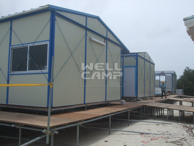 WELLCAMP, WELLCAMP prefab house, WELLCAMP container house Array K Prefabricated House image26