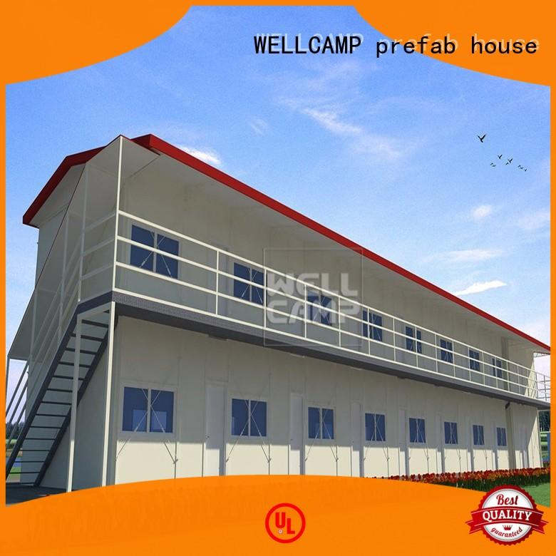 panel prefabricated concrete houses wholesale for office