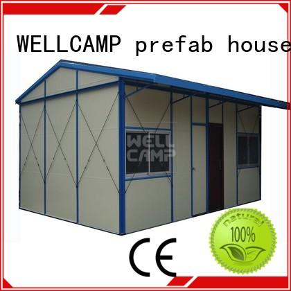 WELLCAMP, WELLCAMP prefab house, WELLCAMP container house labor camp home for hospital