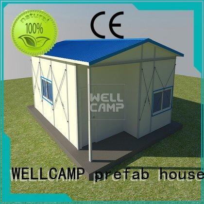 Brand three prefabricated houses china price k17 k4
