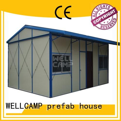 WELLCAMP, WELLCAMP prefab house, WELLCAMP container house project prefabricated houses china price online for hospital