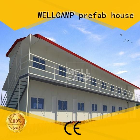 recyclable prefabricated houses by chinese companies wholesale for labour camp