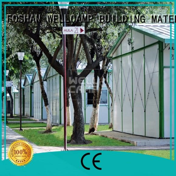 efficiency prefabricated concrete houses wholesale for accommodation worker