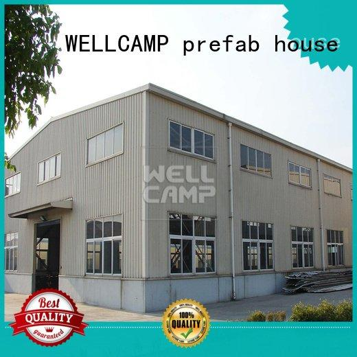 Hot prefab warehouse warehouse steel warehouse chicken