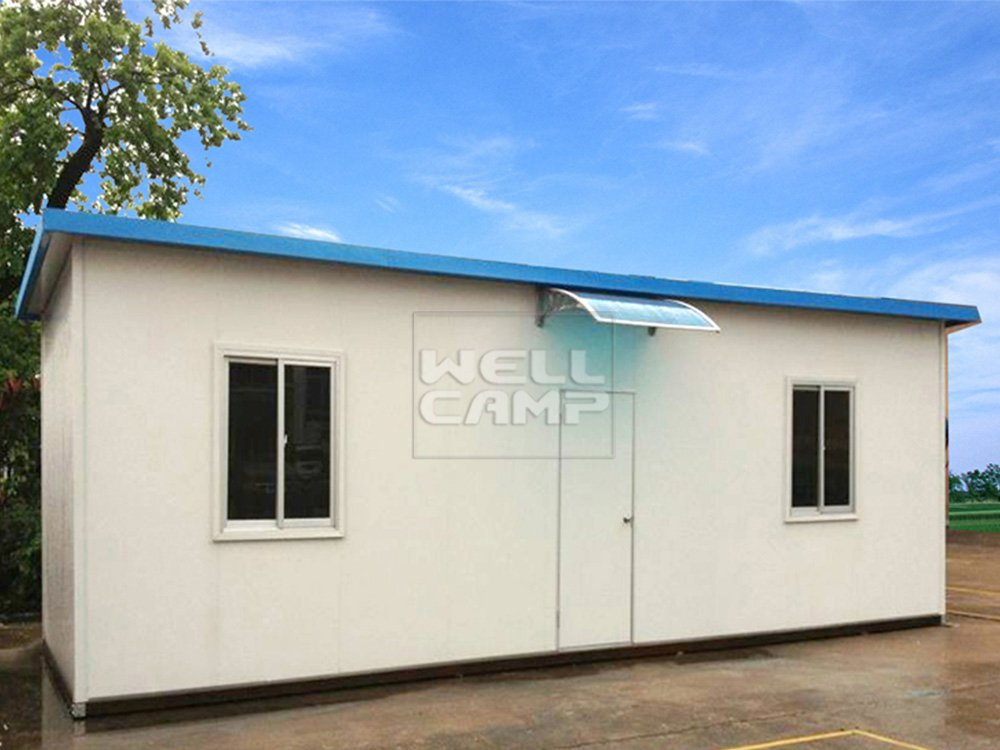 WELLCAMP, WELLCAMP prefab house, WELLCAMP container house Array K Prefabricated House image207