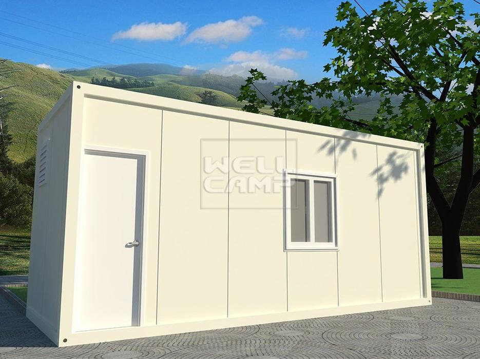 20GP Pre-made Prefabricated Container House for Apartment, Wellcamp C-13