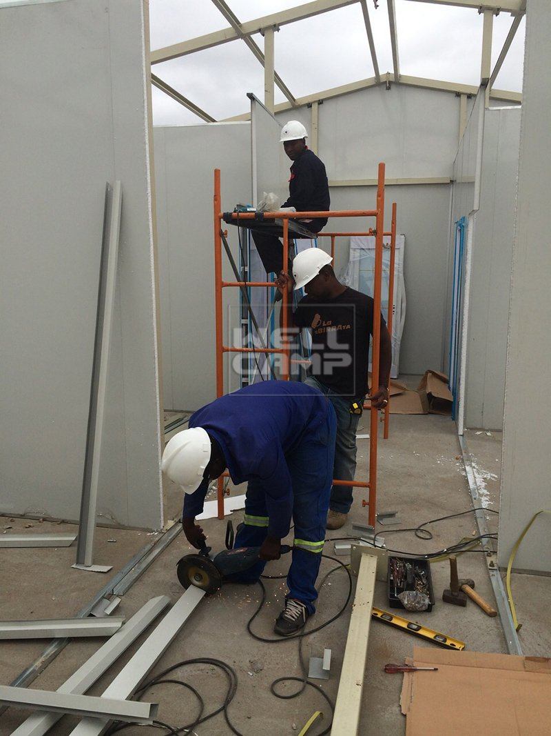WELLCAMP, WELLCAMP prefab house, WELLCAMP container house Array K Prefabricated House image113