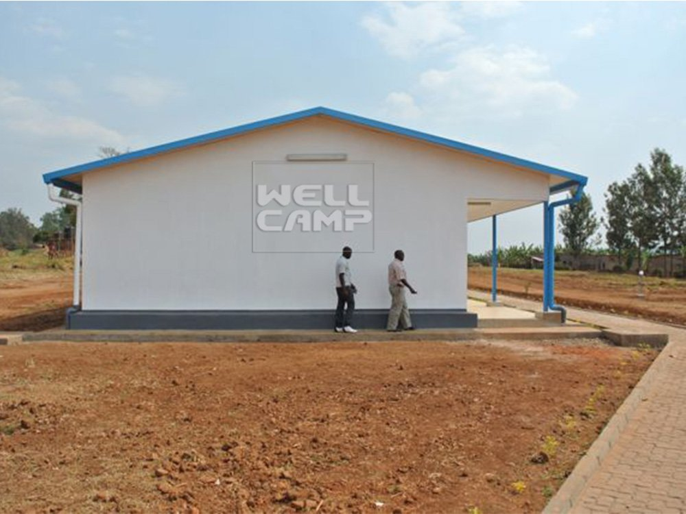 WELLCAMP, WELLCAMP prefab house, WELLCAMP container house Array K Prefabricated House image2