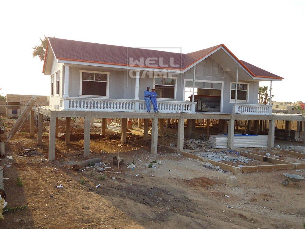 Factory Supply Concrete Prefabricated Apartment