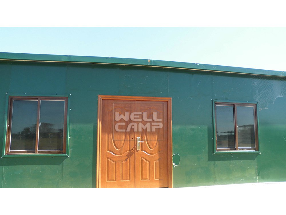 WELLCAMP, WELLCAMP prefab house, WELLCAMP container house Array K Prefabricated House image54