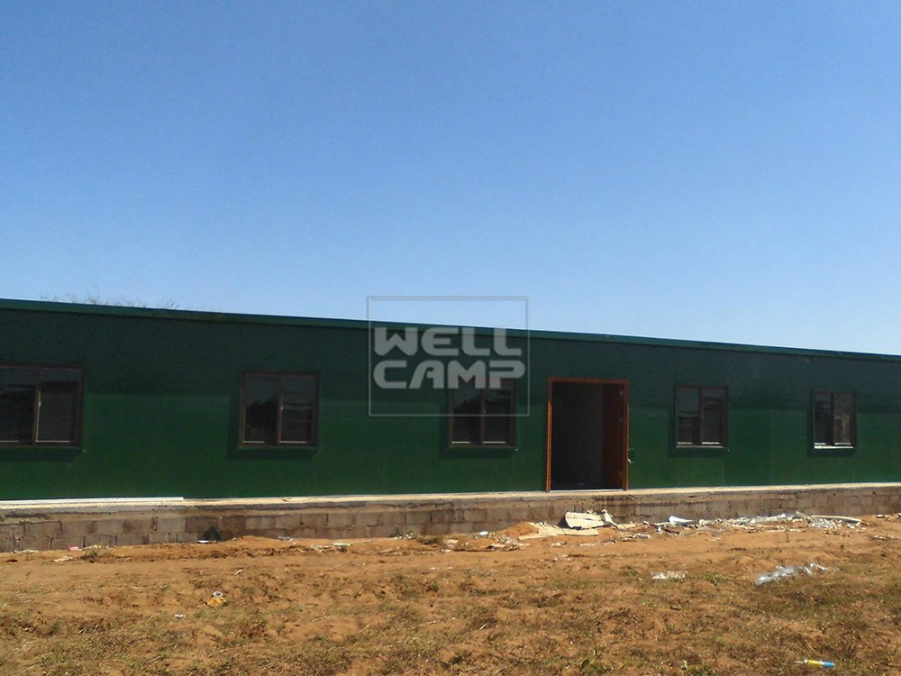 WELLCAMP, WELLCAMP prefab house, WELLCAMP container house New Style Affordable Modular House For Office, Wellcamp T-10 T prefabricated House image2