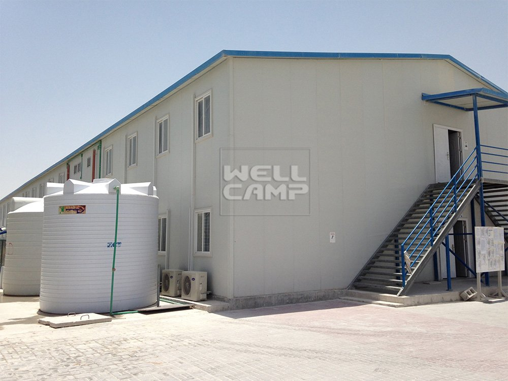 WELLCAMP, WELLCAMP prefab house, WELLCAMP container house Array K Prefabricated House image126