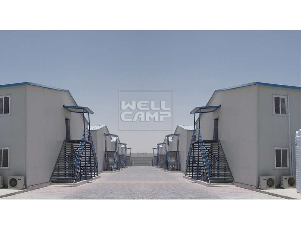 WELLCAMP, WELLCAMP prefab house, WELLCAMP container house Array K Prefabricated House image142
