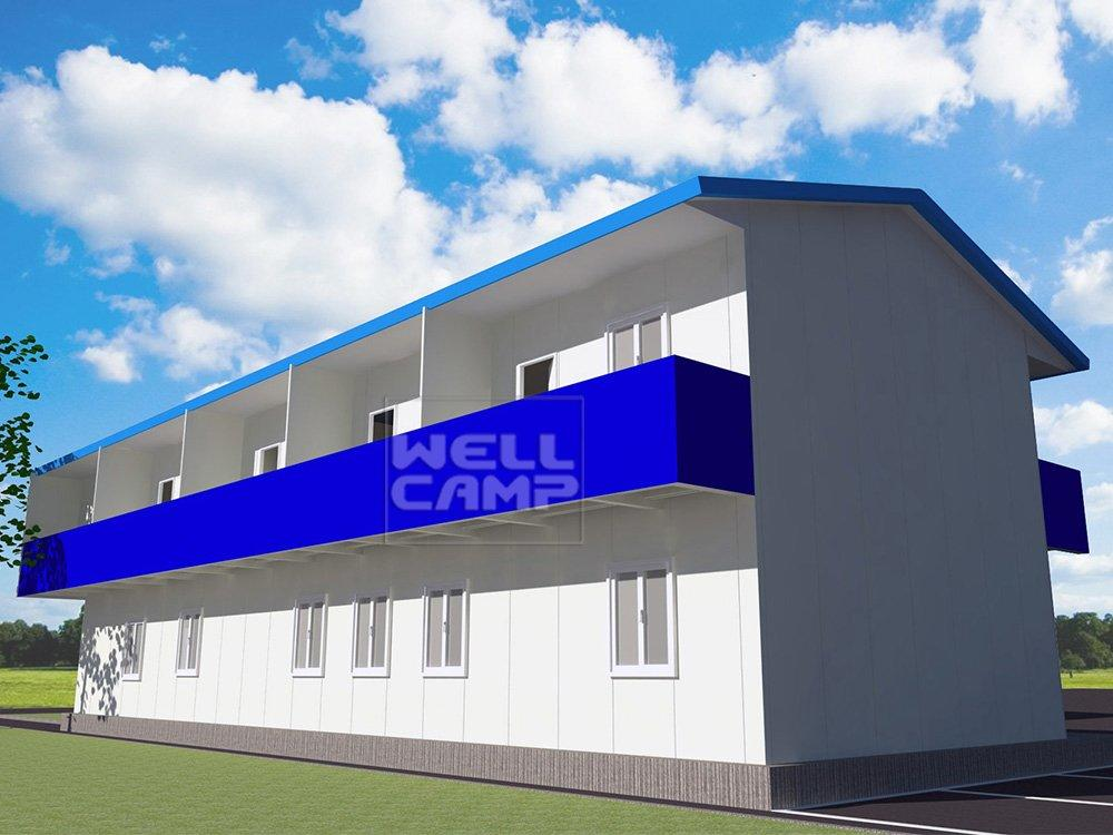 Economical Mobile Modular Prefab Building, Wellcamp T-9