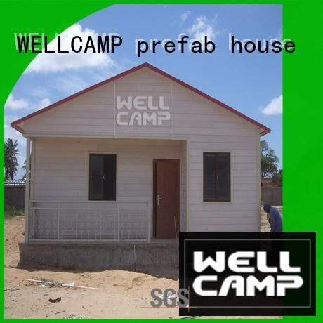 customized steel villa house apartment for restaurant