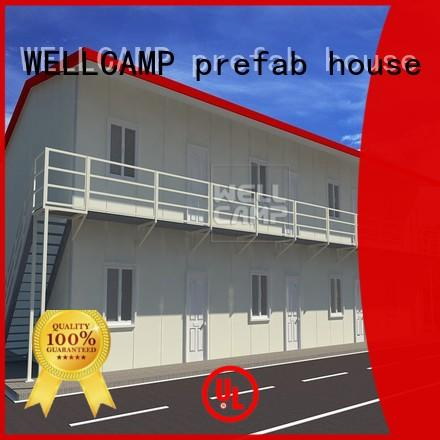 WELLCAMP, WELLCAMP prefab house, WELLCAMP container house prefab houses for sale building for labour camp