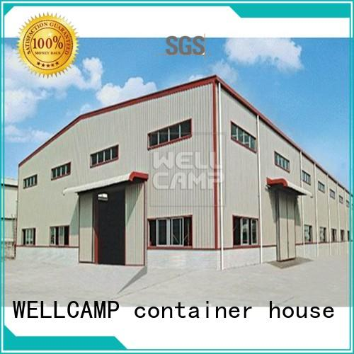 s7 cost steel warehouse WELLCAMP, WELLCAMP prefab house, WELLCAMP container house Brand