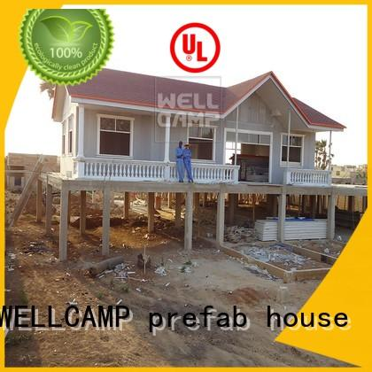 prefabricated concrete modular house supplier for hotel