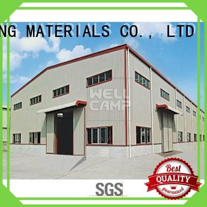 safe prefab warehouse china excellent for chicken shed WELLCAMP, WELLCAMP prefab house, WELLCAMP container house