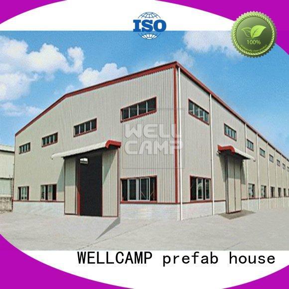 prefab warehouse s21 workshop frame