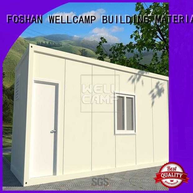 container prefabricated container house factory detachable for WELLCAMP, WELLCAMP prefab house, WELLCAMP container house