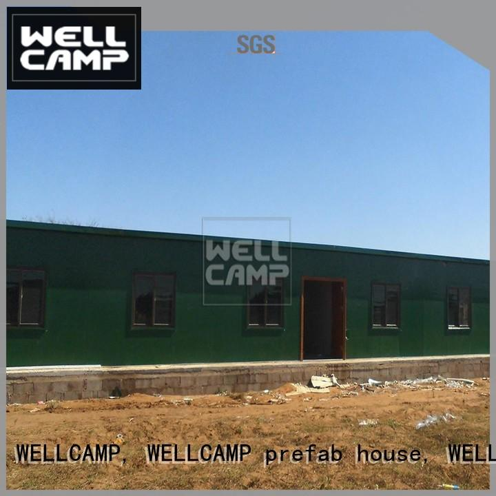 WELLCAMP, WELLCAMP prefab house, WELLCAMP container house prefab shipping container homes building for office