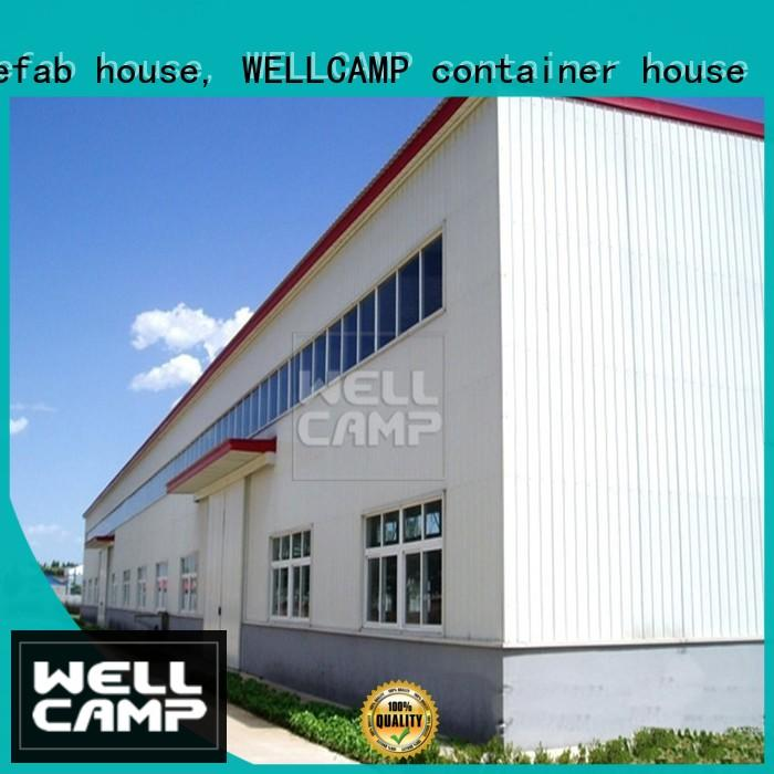 warehouse prefabricated warehouse warehouse WELLCAMP, WELLCAMP prefab house, WELLCAMP container house