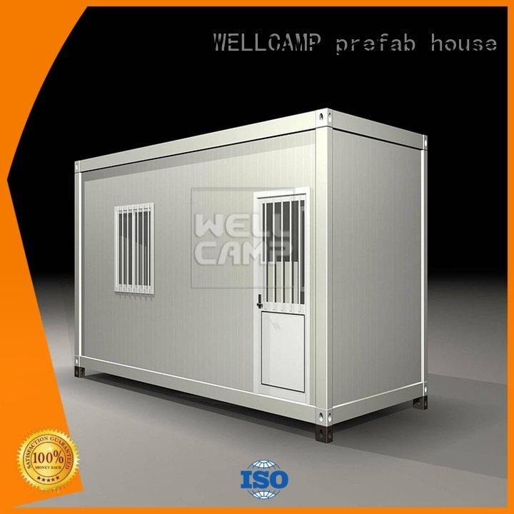modern container house apartment home floor
