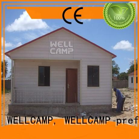 modular steel villa house building for hotel