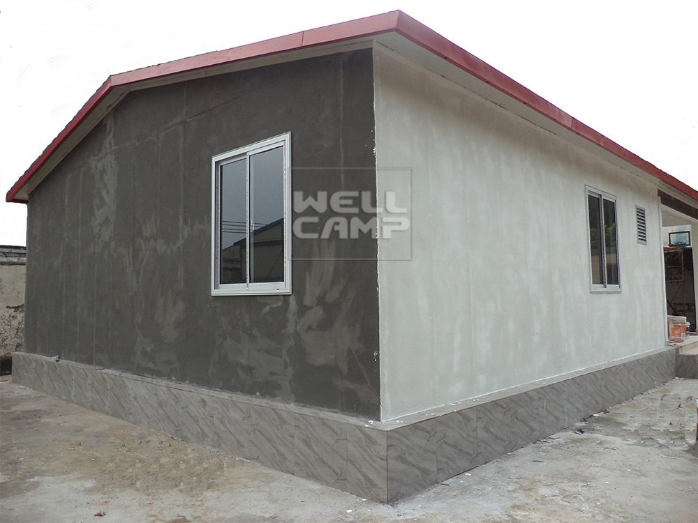 WELLCAMP, WELLCAMP prefab house, WELLCAMP container house Array K Prefabricated House image164