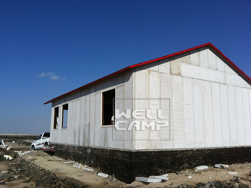 WELLCAMP, WELLCAMP prefab house, WELLCAMP container house Array K Prefabricated House image108