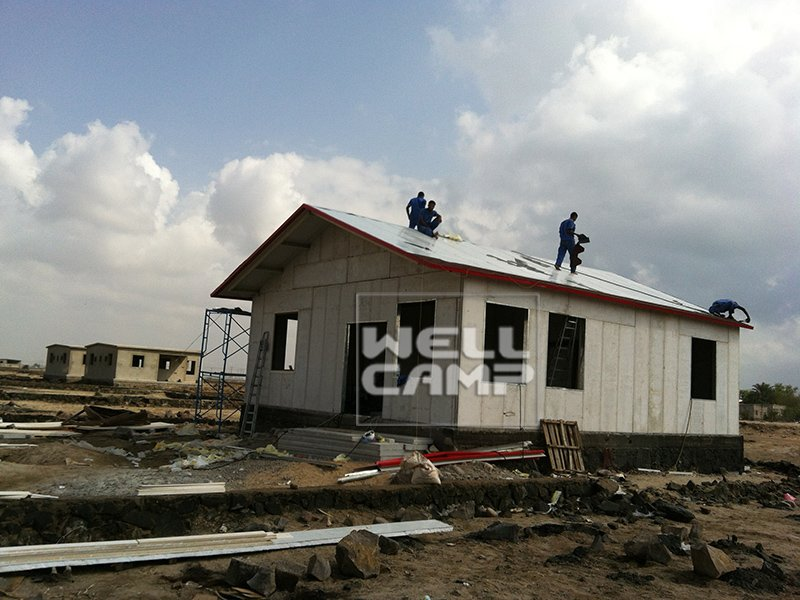 WELLCAMP, WELLCAMP prefab house, WELLCAMP container house Array K Prefabricated House image58
