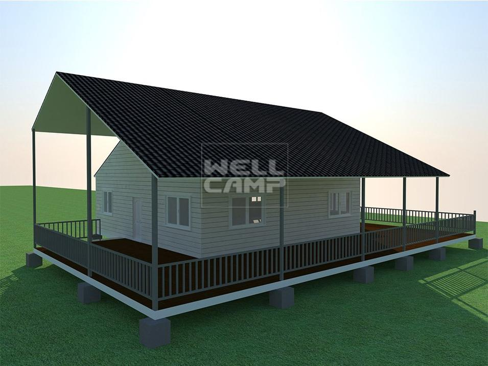 Luxury Customized Standard Modular Prefab House, Wellcamp CV-2