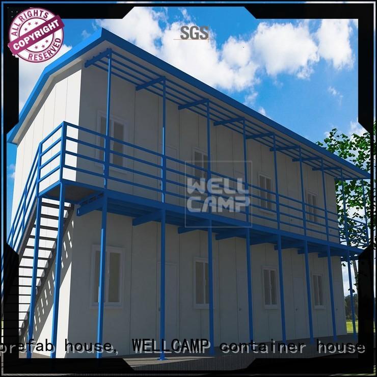 economic prefab container homes classroom for dormitory