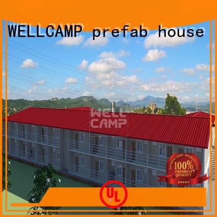 project modular house supplier for hotel