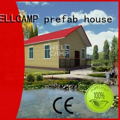 WELLCAMP, WELLCAMP prefab house, WELLCAMP container house modular house wholesale for house