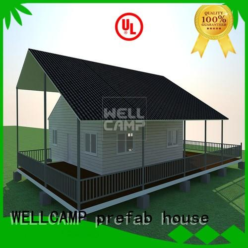 low cost concrete modular house standard building for countryside