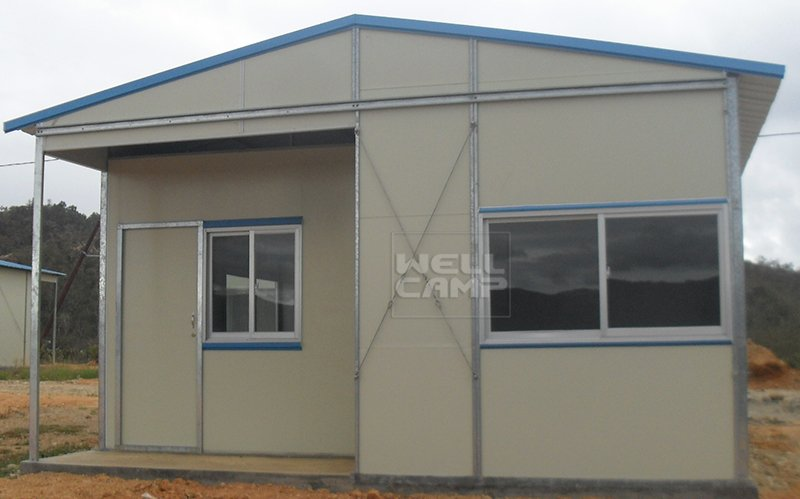 WELLCAMP, WELLCAMP prefab house, WELLCAMP container house Array K Prefabricated House image188