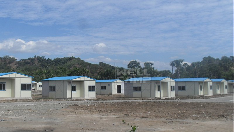 WELLCAMP, WELLCAMP prefab house, WELLCAMP container house Array K Prefabricated House image4