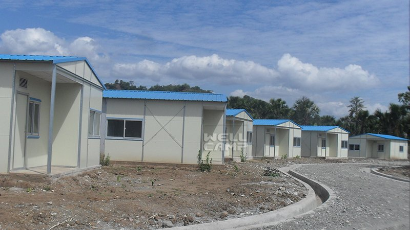 WELLCAMP, WELLCAMP prefab house, WELLCAMP container house Array K Prefabricated House image23