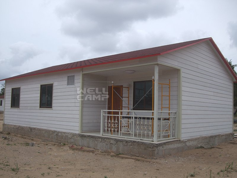 WELLCAMP, WELLCAMP prefab house, WELLCAMP container house Array K Prefabricated House image106