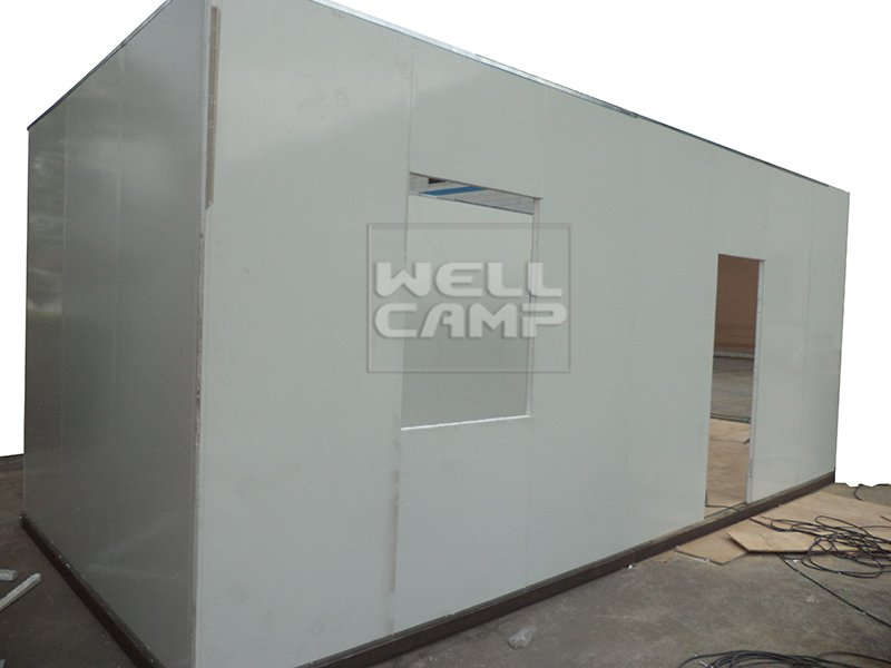 WELLCAMP, WELLCAMP prefab house, WELLCAMP container house Array image128