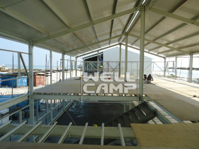 WELLCAMP, WELLCAMP prefab house, WELLCAMP container house Array K Prefabricated House image99