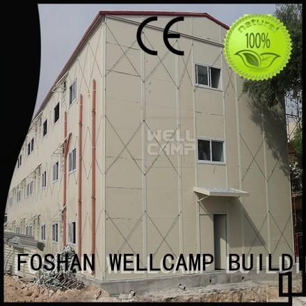 WELLCAMP, WELLCAMP prefab house, WELLCAMP container house prefabricated houses by chinese companies online for accommodation worker