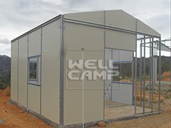 WELLCAMP, WELLCAMP prefab house, WELLCAMP container house Array K Prefabricated House image86