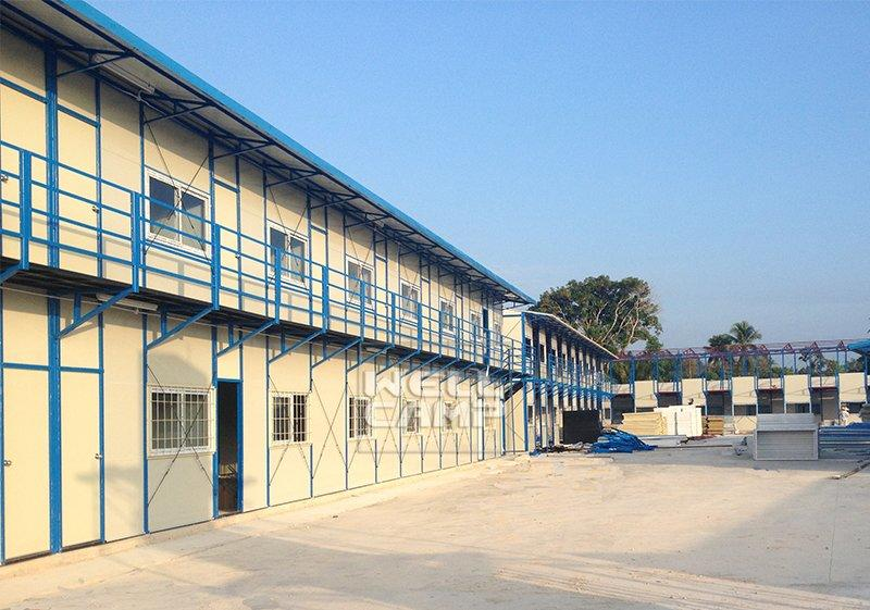 Factory Supply Low Cost Mobile Prefabricated House, Wellcamp K-15