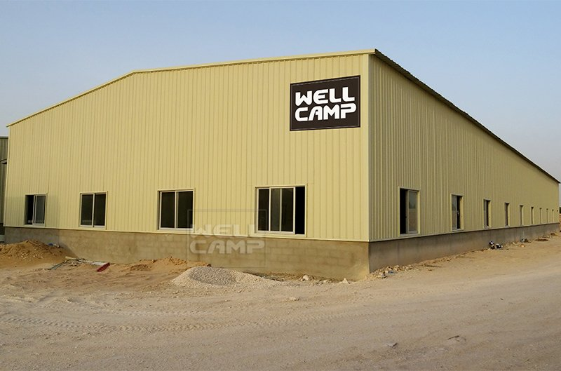 WELLCAMP, WELLCAMP prefab house, WELLCAMP container house Array K Prefabricated House image45