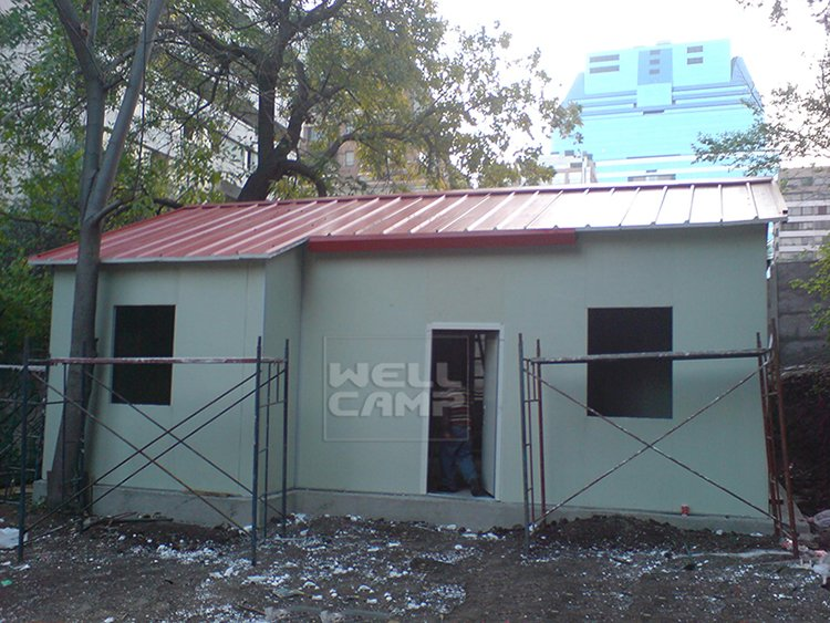 WELLCAMP, WELLCAMP prefab house, WELLCAMP container house Array K Prefabricated House image119