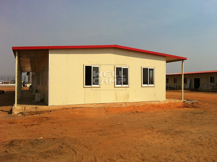 WELLCAMP, WELLCAMP prefab house, WELLCAMP container house Array K Prefabricated House image14