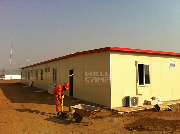 WELLCAMP, WELLCAMP prefab house, WELLCAMP container house Array K Prefabricated House image66